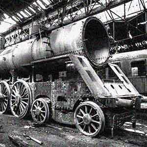 B&O Railroad Escape Room